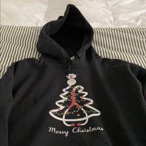 NWT Xmas nurse hoodie